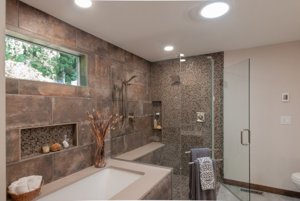 Master Bedroom Suite and Bathroom Remodel, Golden Rule Remodeling & Design, Salem Oregon