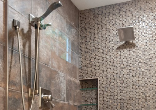Master Suite and Hall | Bathroom RemodelGolden Rule Remodeling